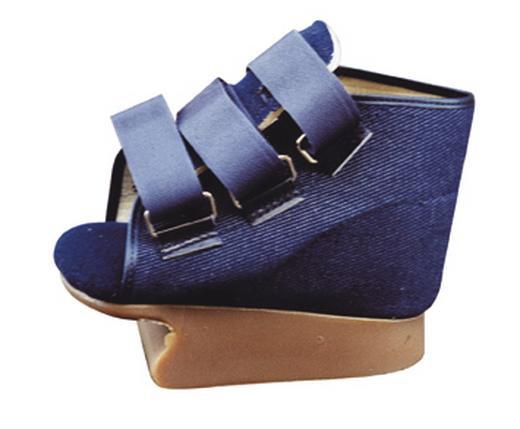 Chaussure de décharge de l'avant-pied Barouk