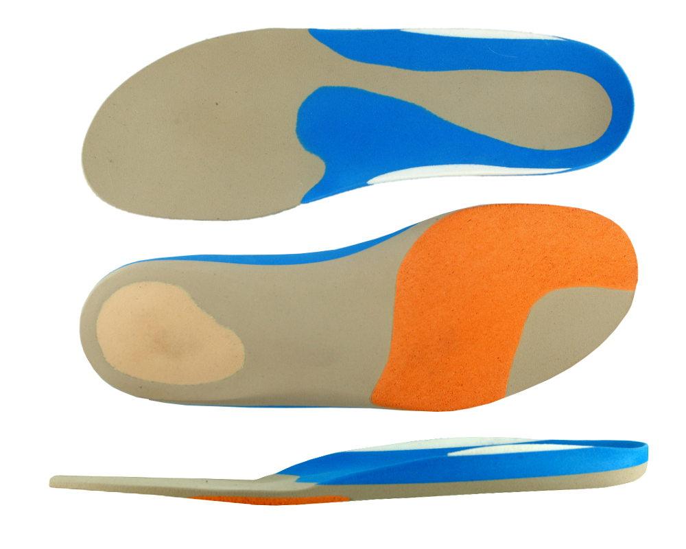 Semelles orthopédiques 3D pour sport