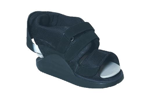Chaussures de décharge de l'arrière pied Teraheel