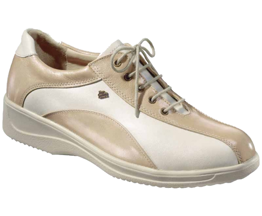 Chaussures orthopédiques Finn Comfort Oviedo beige